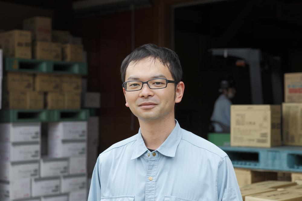 奥長良川名水 西山博行さん
