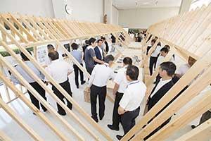 関の工場参観日2017<br>フォトギャラリー